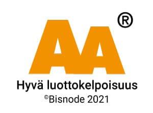 Crauser Oy - Bisnode 2021